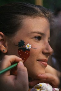Freelance Kid's Face Painter